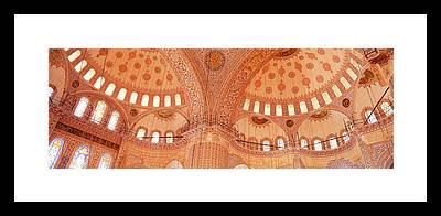 Sultan Ahmet Camii Framed Prints