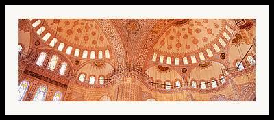 Sultanahmet Camii Framed Prints