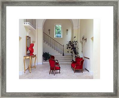 Interior Chic Framed Print by France  Art