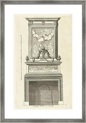Interior, Decoration, Design, Ornament, Ornamental Framed Print