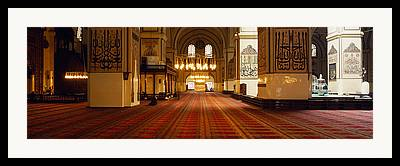 Great Mosque Framed Prints