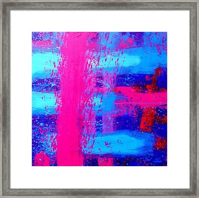 Interlude Framed Print by John  Nolan