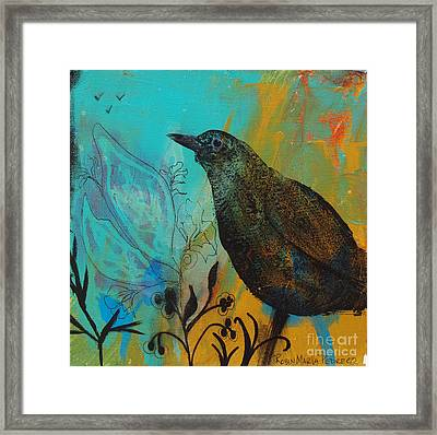 Interlude Framed Print