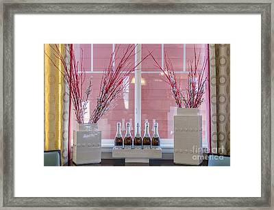 Interscape A10c Framed Print
