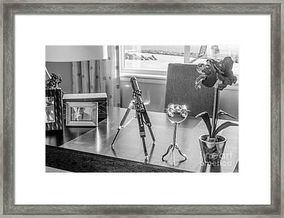 Interscape A10h Framed Print