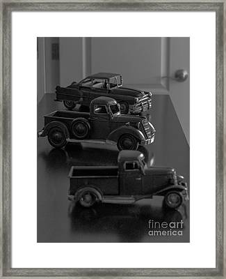 Interscape A10t Framed Print