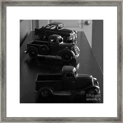 Interscape A10v Framed Print
