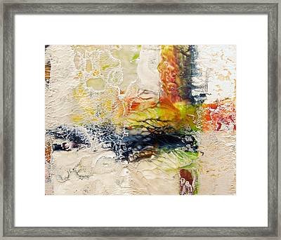 Intersections Id# E-1317 Framed Print