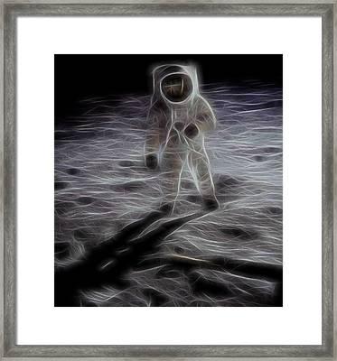 Interstellar Framed Print by Dan Sproul