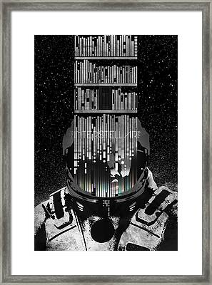 Interstellar Framed Print