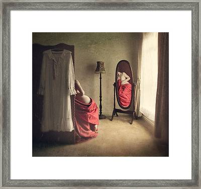 Intimacy... Framed Print