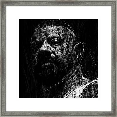 Intimo 4 Framed Print by Chris Lopez