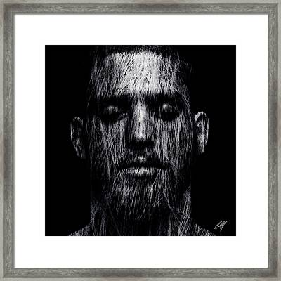 Intimo 5 Framed Print by Chris Lopez