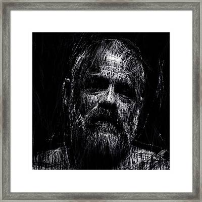 Intimo 7 Framed Print by Chris Lopez