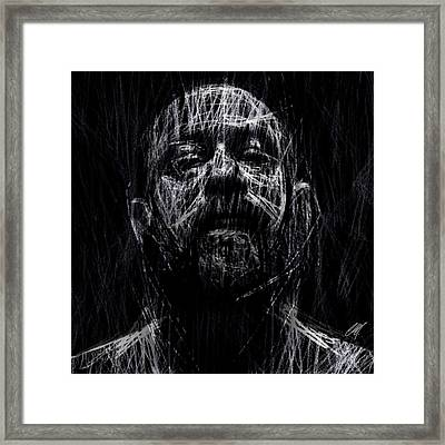 Intimo 8 Framed Print by Chris Lopez