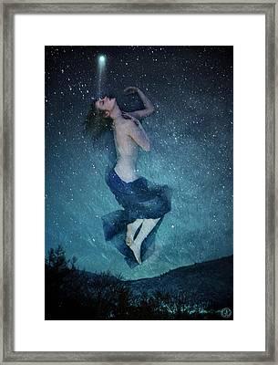 Into Dreamland Framed Print by Gun Legler