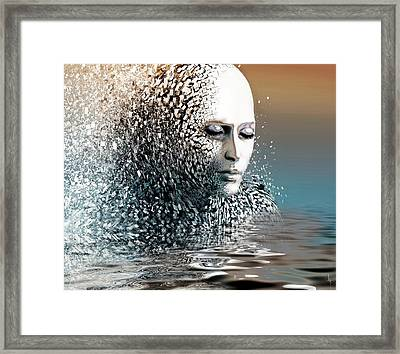 Into Oblivion Framed Print