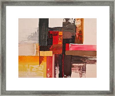 Into The Deep Framed Print
