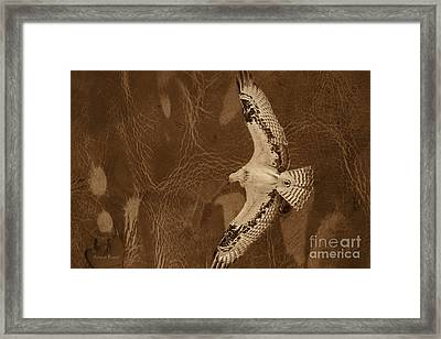 Into The Journey Framed Print