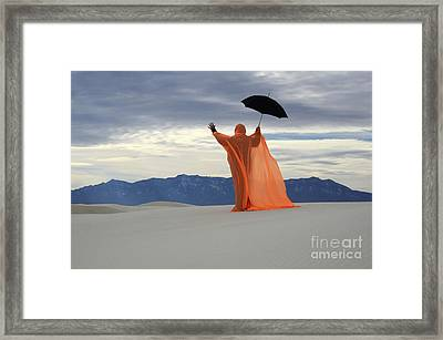 Into The Mystic 3 Framed Print by Bob Christopher