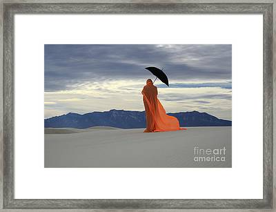 Into The Mystic 5 Framed Print