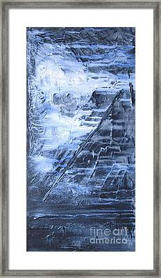 Into The Mystic Framed Print by Susan  Dimitrakopoulos