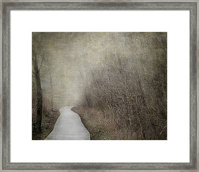 Into The Unknown Framed Print by Jai Johnson