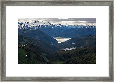 Into The Wild Framed Print by Mike Reid