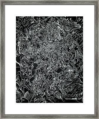 Intricate Emotions 3 Framed Print by Philip Latour