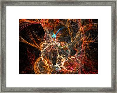 Intrigue Framed Print by Michael Durst