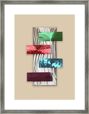 Intrigue Framed Print by Rick Roth