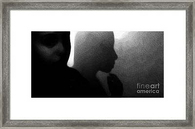 Introspection Framed Print by Jessica Shelton