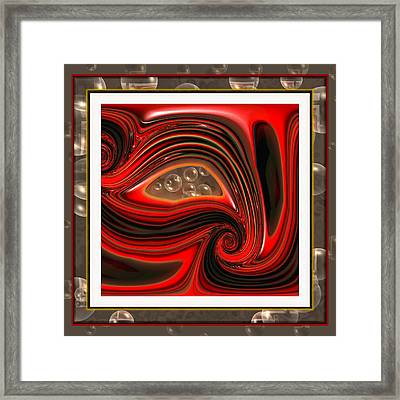 Introspection Framed Print by Wendy J St Christopher