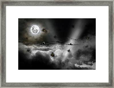 Invasion Of Europe Framed Print