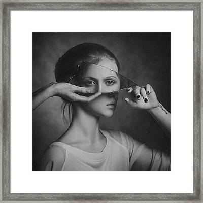 Invasion Framed Print by Paul Apal'kin