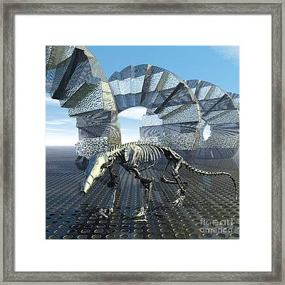 Invention Framed Print by Diuno Ashlee