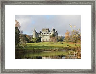 Inveraray Castle Framed Print by David Grant