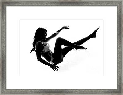 Invisible Chair Framed Print by Jt PhotoDesign
