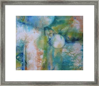 inVision 119 Framed Print