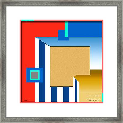 inw_20a5961 Beach Framed Print