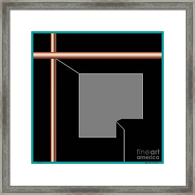 Inw_20a5963 Dimensions Framed Print