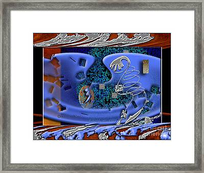 Inw_20a6007sz Pooling Framed Print