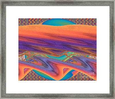 Inw_20a6034 Weaving Framed Print