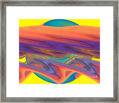 Inw_20a6039 Weaving Framed Print