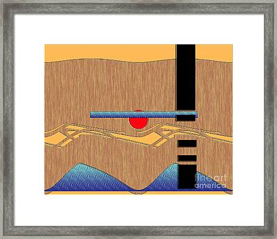 Inw_20a6055 Wellsprings Framed Print