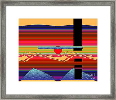 Inw_20a6056 Wellsprings Framed Print