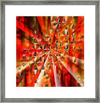 Inner Connected Framed Print