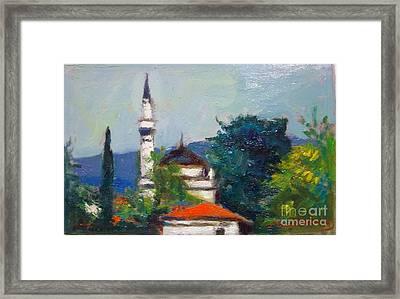 Ioannina Framed Print