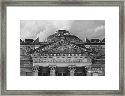 Iowa State University Beardshear Hall Framed Print