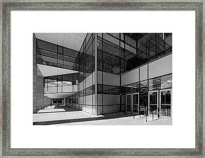 Iowa State University Parks Library Framed Print by University Icons